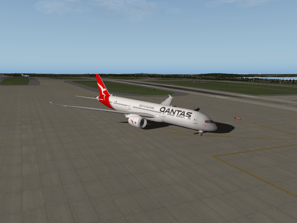 Qantas 787-9 - Aircraft Skins - Liveries - X-Plane Org Forum