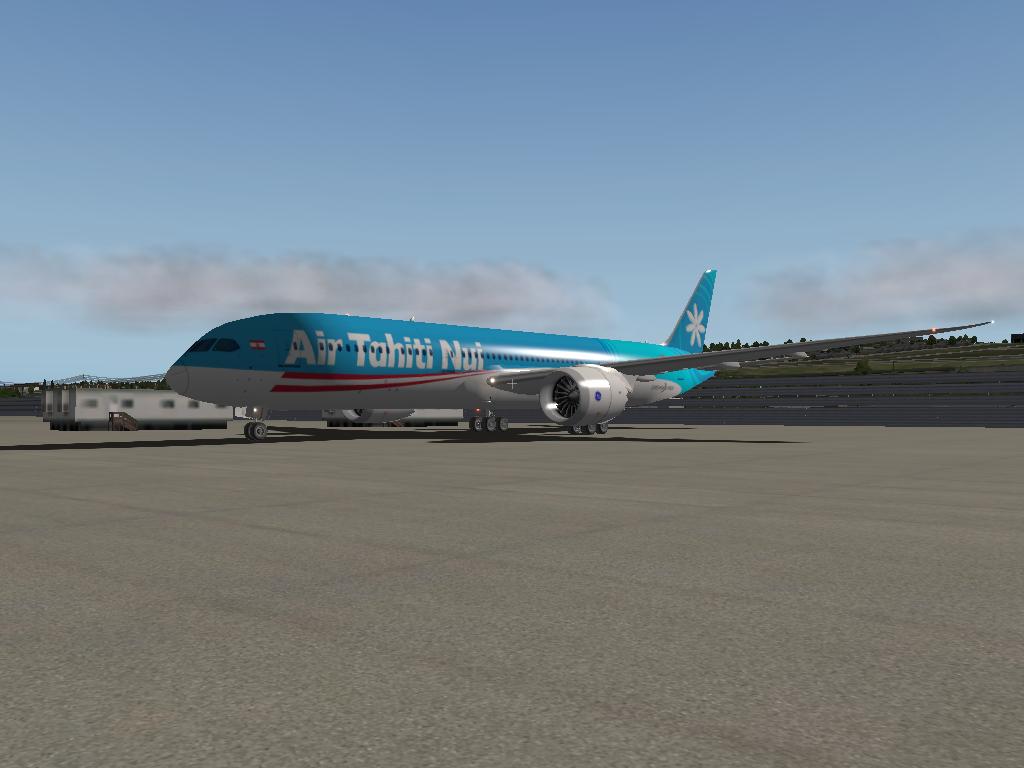 Air Tahiti Nui 787-9 - Aircraft Skins - Liveries - X-Plane
