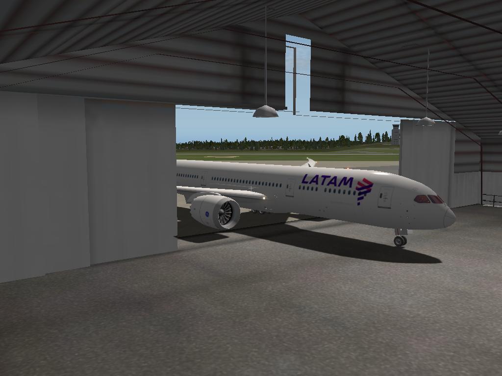 LATAM 787-9 - Aircraft Skins - Liveries - X-Plane Org Forum
