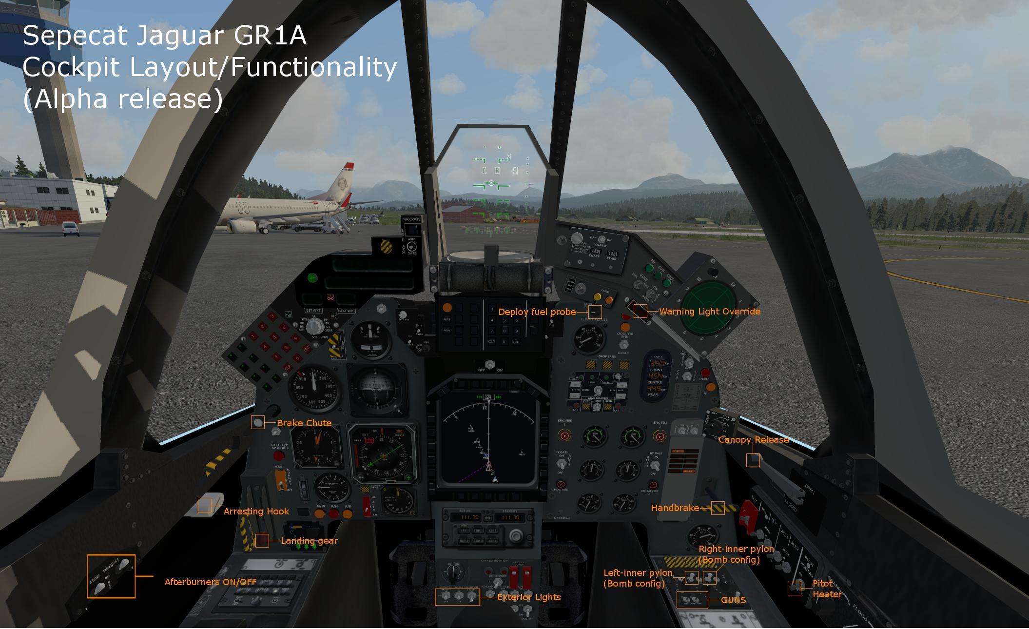 Jaguar GR1 zip - Military Aircraft - X-Plane Org Forum