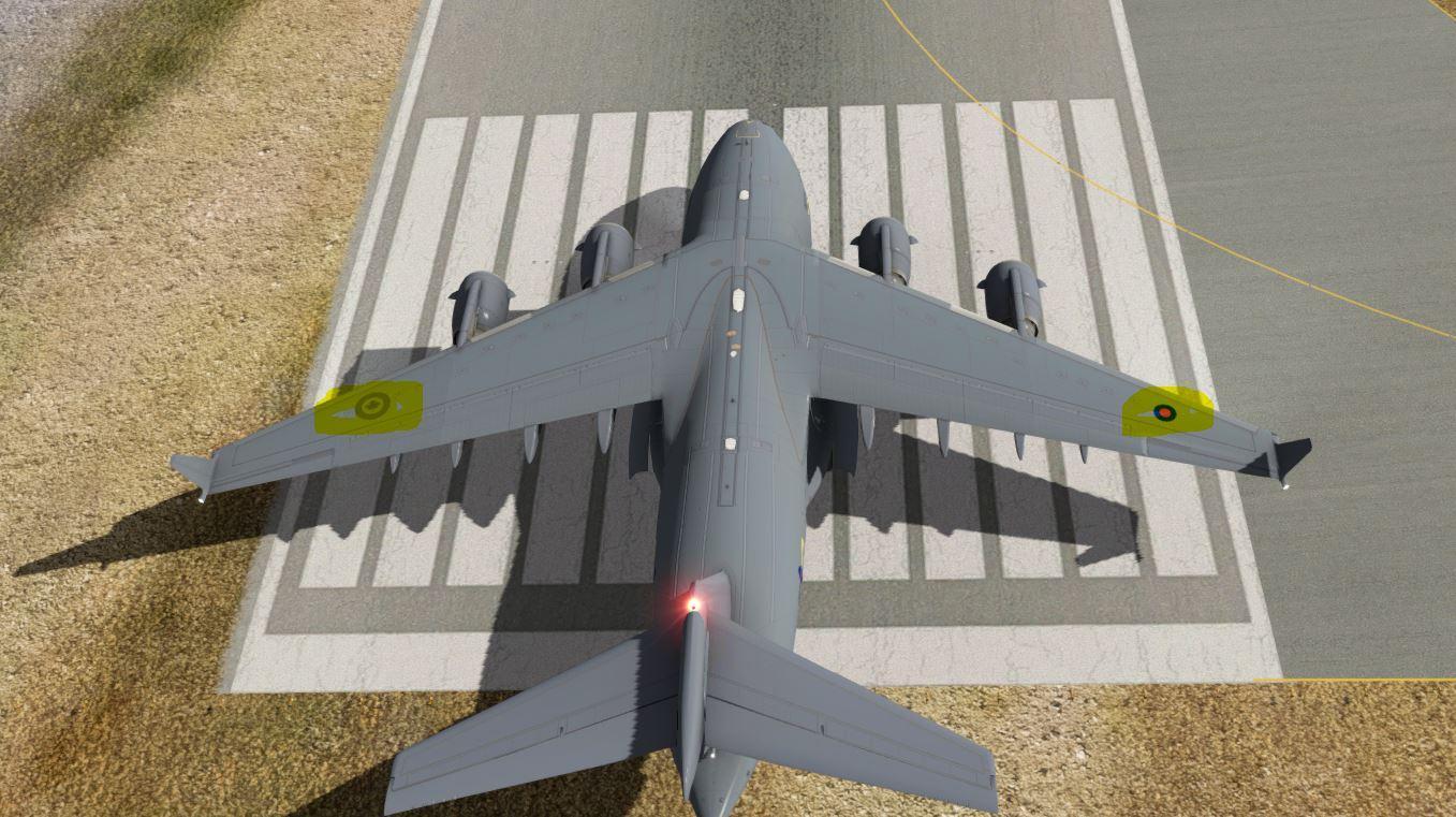 Virtavia C-17 RAF 99 Squadron ZZ171_Updated_ciro1212