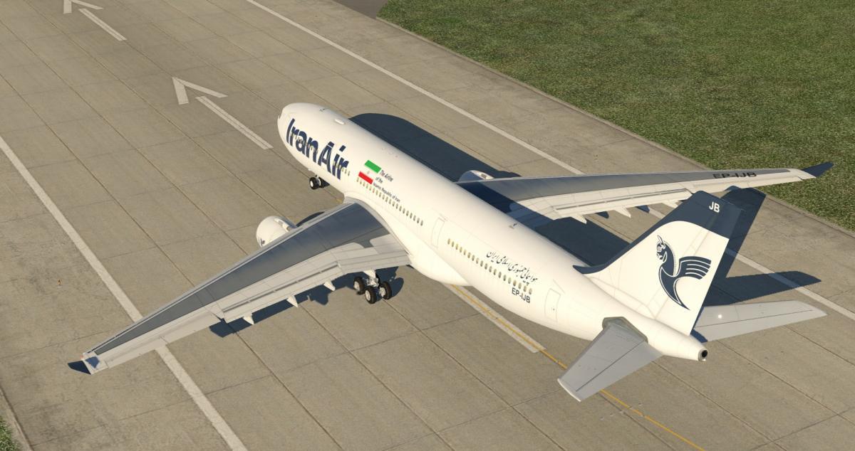 Resultado de imagen para Iran Air aircraft png