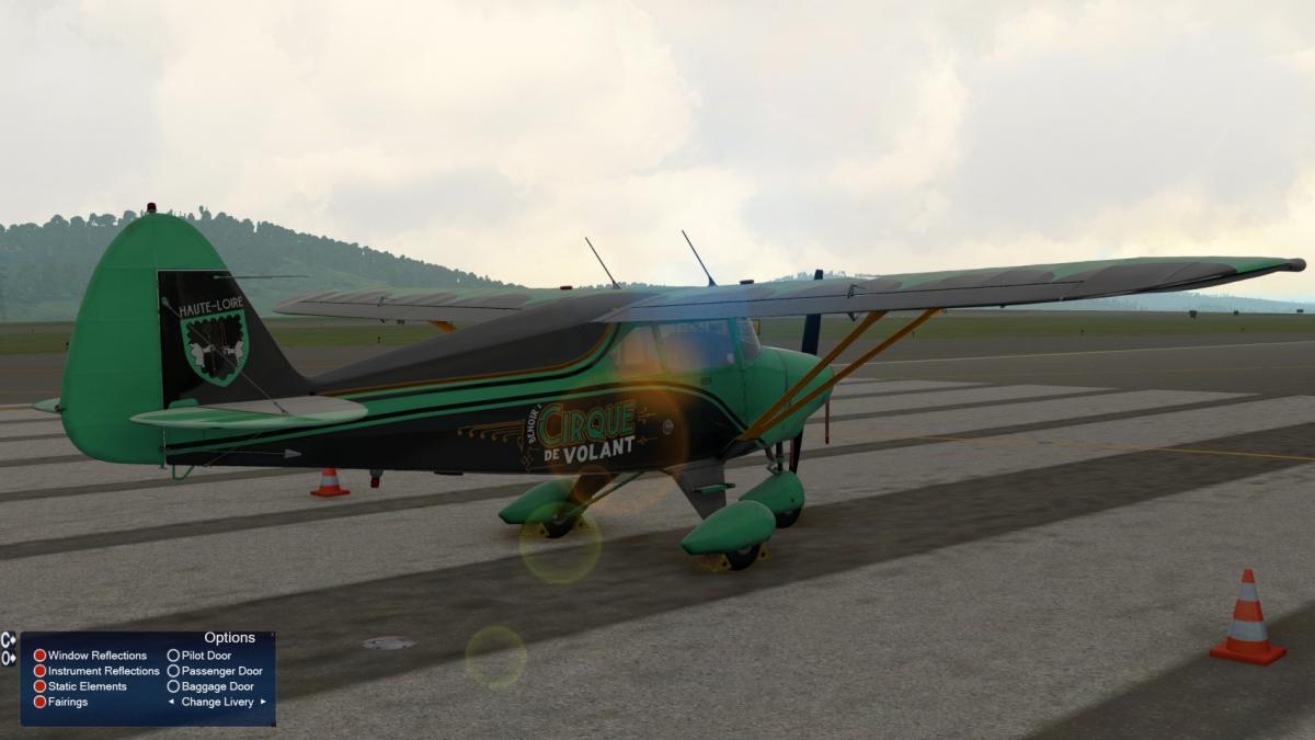 Alabeo PA22 Cirque de Volant Repaint - Aircraft Skins - Liveries - X