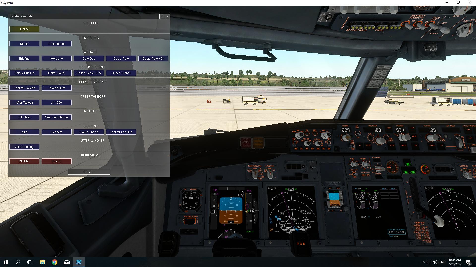 Delta Airlines Announcement For 3jcab Custom Sounds X Plane