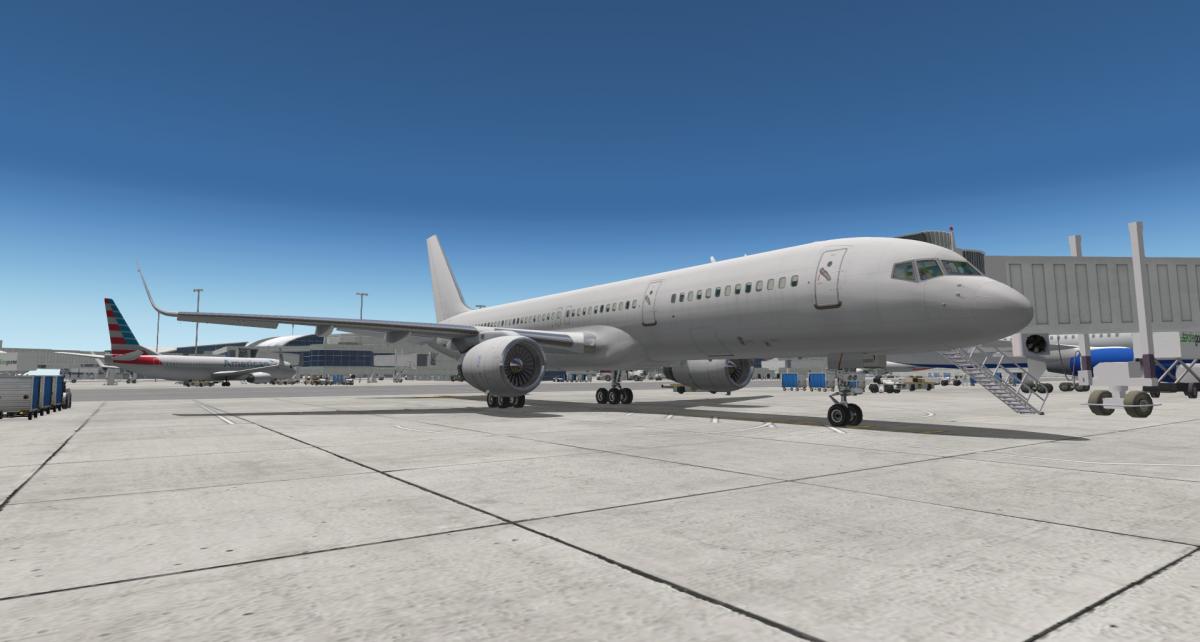 flight factor 757 paint kit
