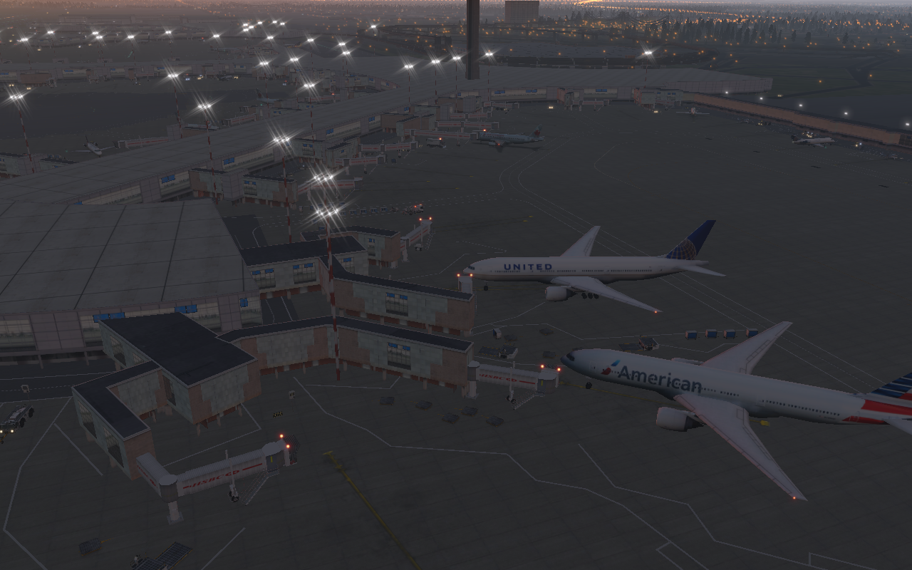 Starter's Guide to X-Plane - NOTAMs - Boston Virtual ARTCC