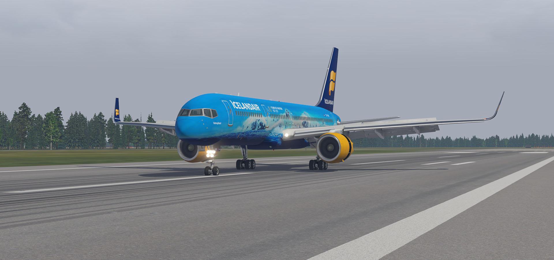 Icelandair Boeing 757-256(WL) TF-FIR