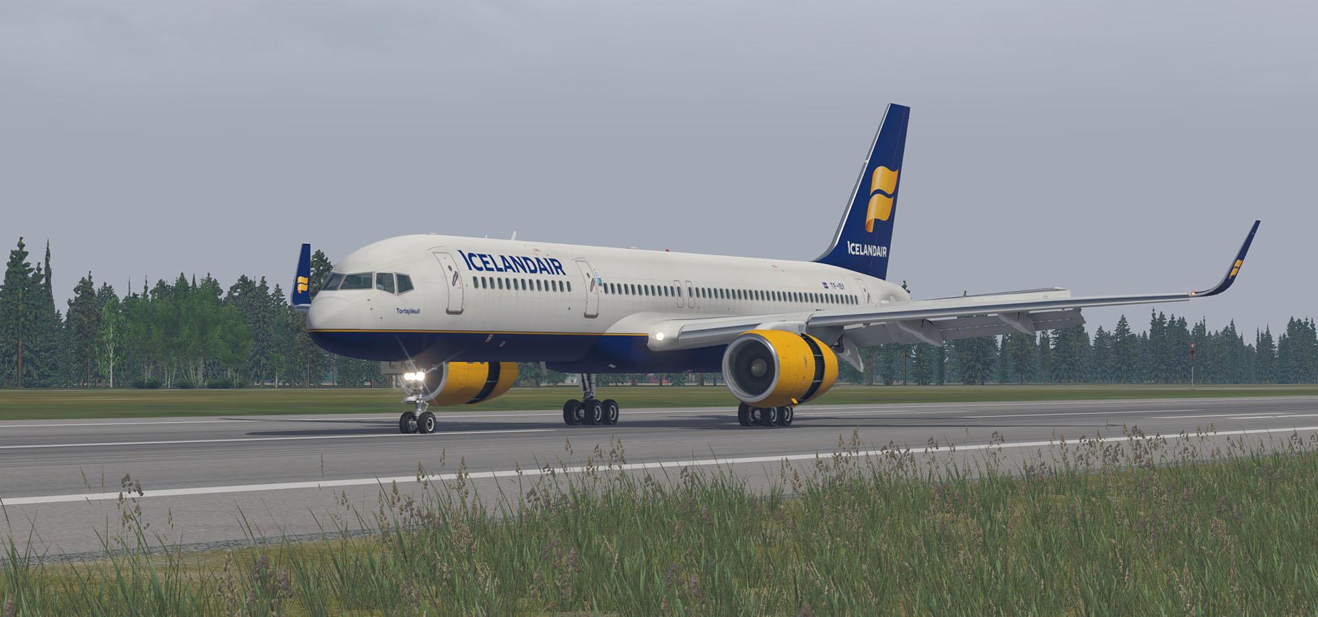 Icelandair Boeing 757-223(WL) TF-ISY