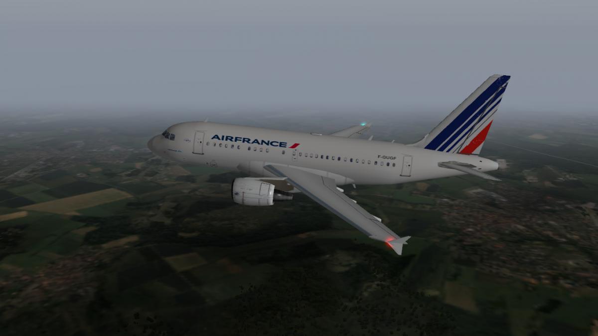 A318 X Plane 11