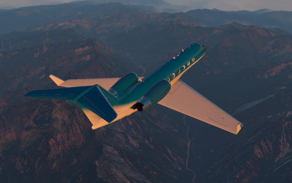 Gulfstream G-IV SP V11 - General Aviation - X-Plane Org Forum
