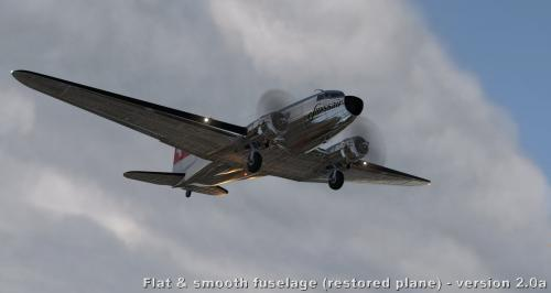 VSKYLABS DC-3 - X-Plane Org Forum