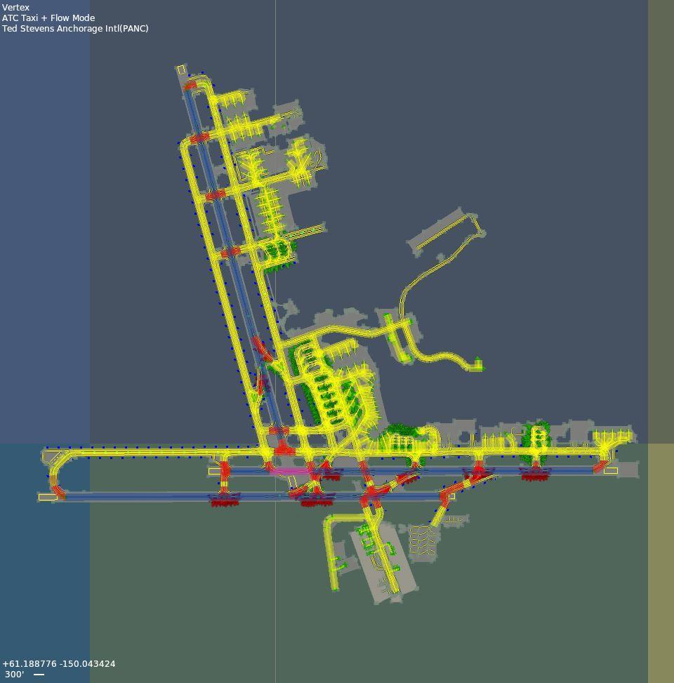wt3 - aerosoft panc - anchorage international - world traffic ground routes  - x-plane org forum