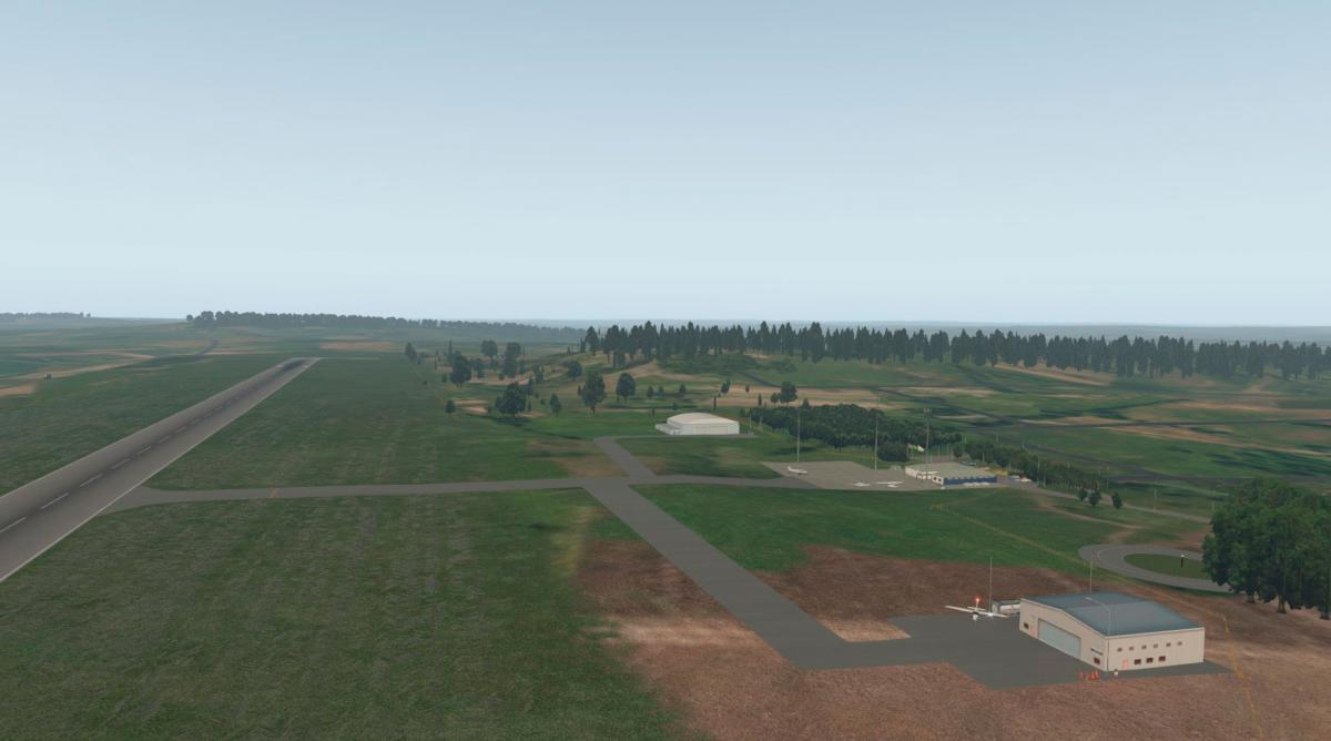 SDTP - Aeroporto de Tupa - SP - Scenery Packages (v11,v 10, v9) -  X-Plane.Org Forum