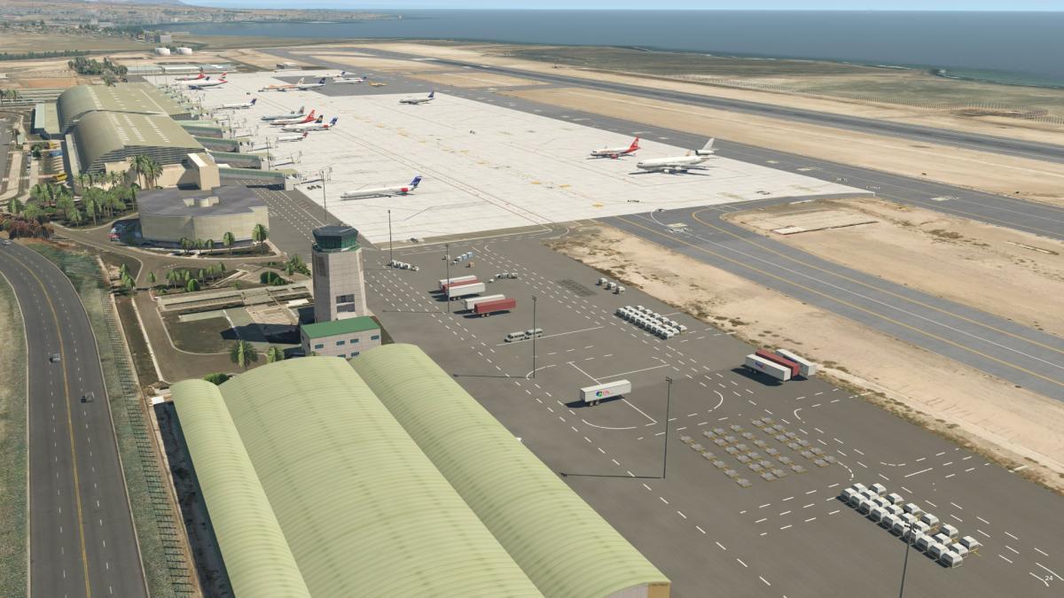 Gcfv Fuerteventura V 1 0 Fjpadilla Scenery Packages V11 V 10 V9 X Plane Org Forum