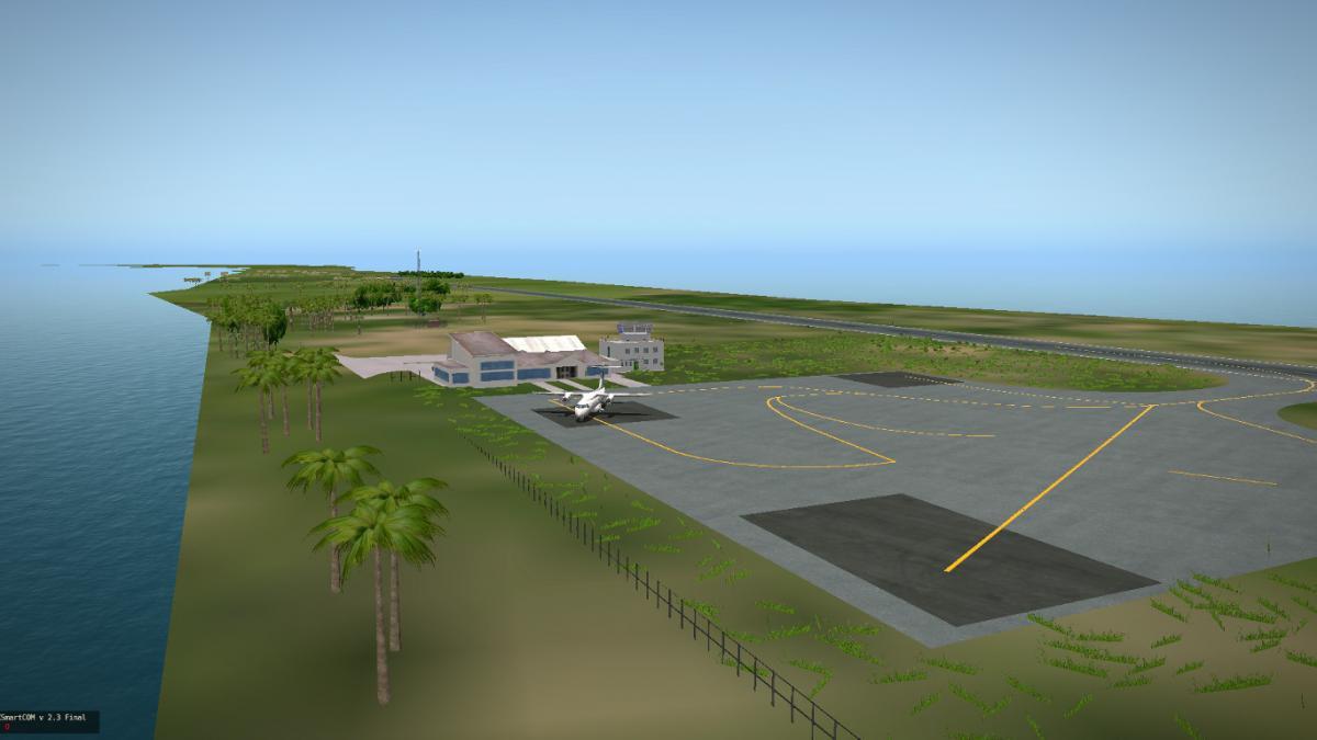 Rangiroa Airport Scenery Packages V11 V 10 V9 X Plane Org Forum