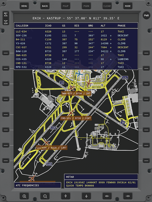 AirTrack, AirFMC and AirEFB Plugin - Utilities - X-Plane Org