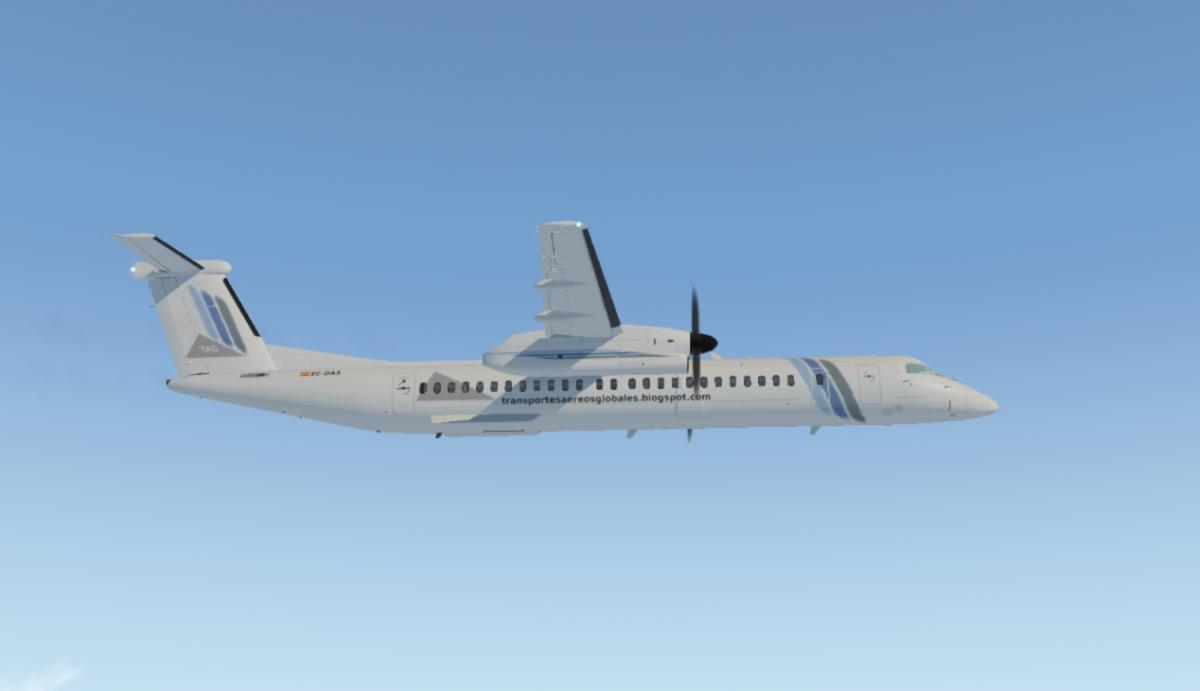 Dash 8 Q400 TAG - Aircraft Skins - Liveries - X-Plane Org Forum