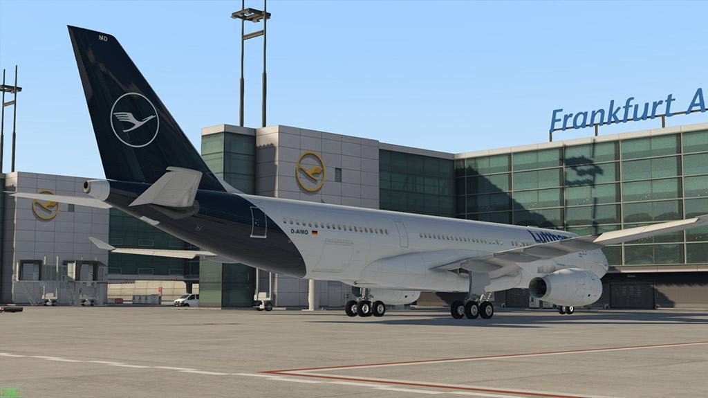 Jar-A330-Lufthansa (New) - Aircraft Skins - Liveries - X