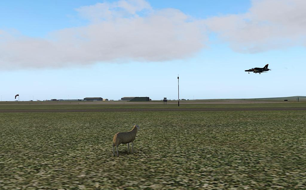 EGOV RAF Valley for X Plane 11 Scenery Packages (v11,v 10