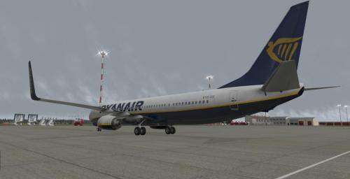 Boeing 737-900ER (Ultimate) Ryanair - Aircraft Skins - Liveries - X
