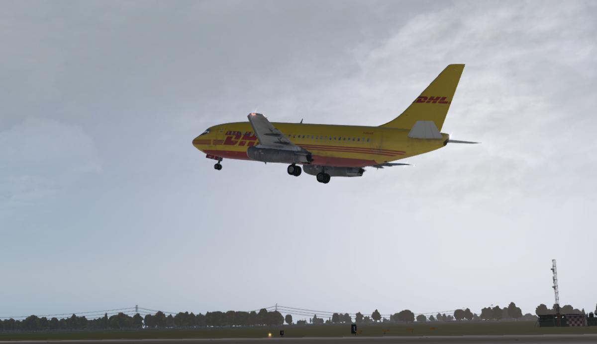 DHL (Southern Air)