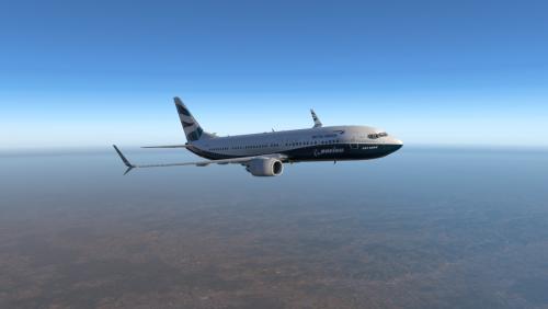 new B737 split winglet - Aircraft Skins - Liveries - X-Plane Org Forum