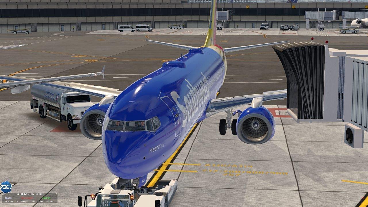 Ultimate Boeing 737-900 - Smart Copilot / Shared cockpit