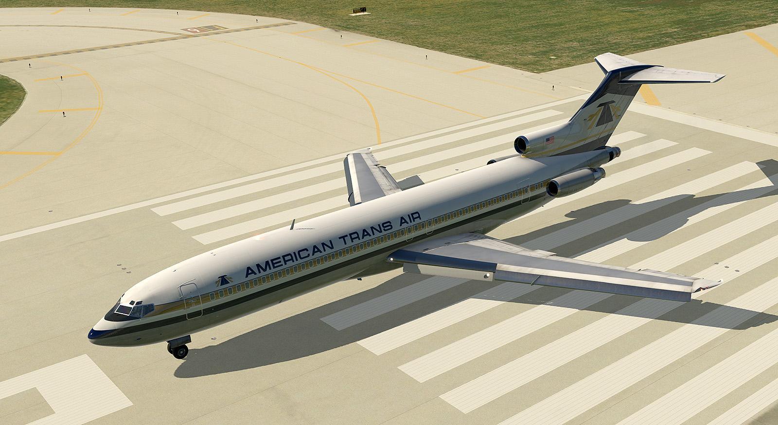 ATA N776AT 727-200