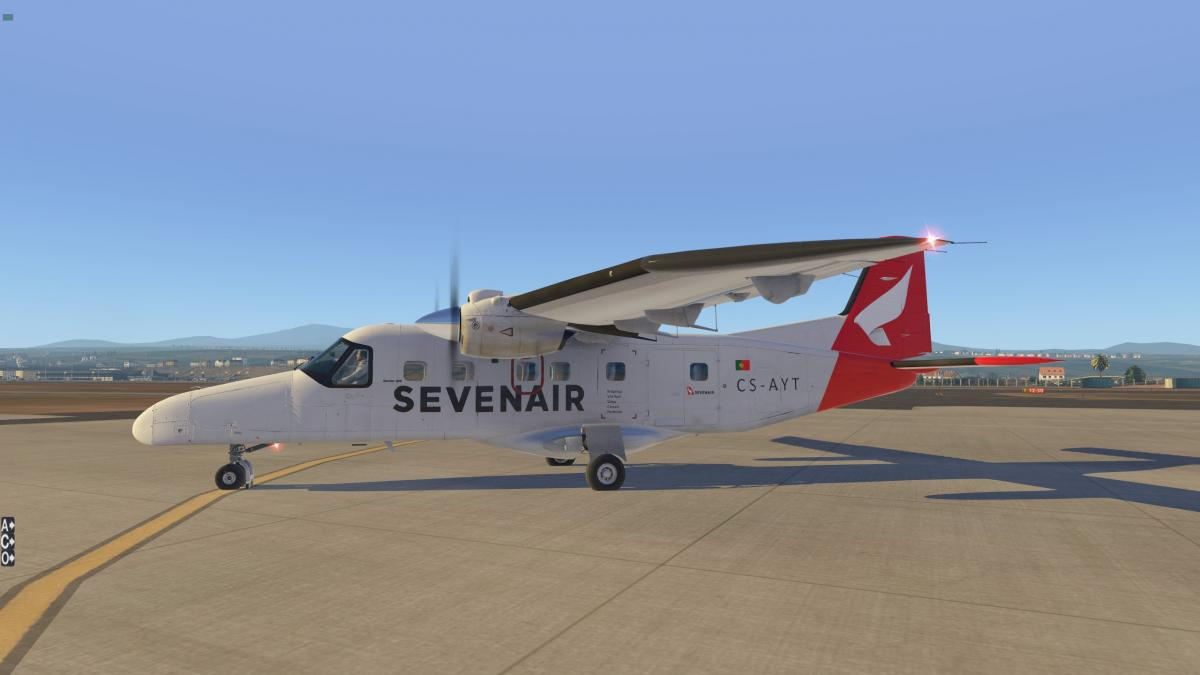 Carenado Do228 Sevenair (CS-AYT) - Aircraft Skins - Liveries - X