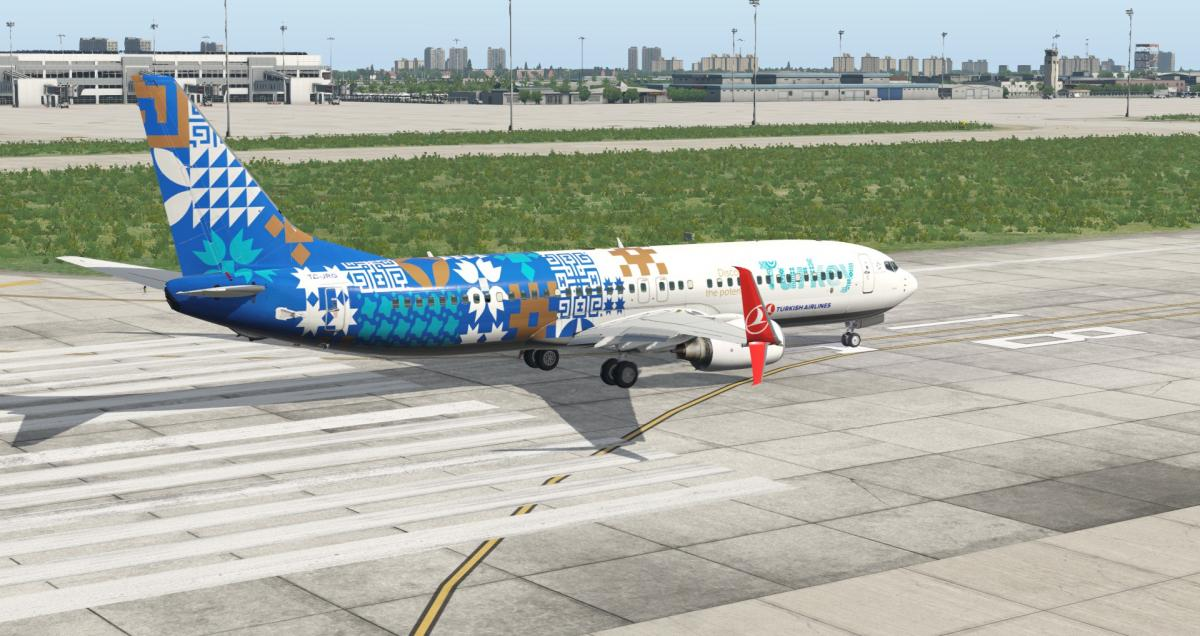 Xp11 737 Liveries