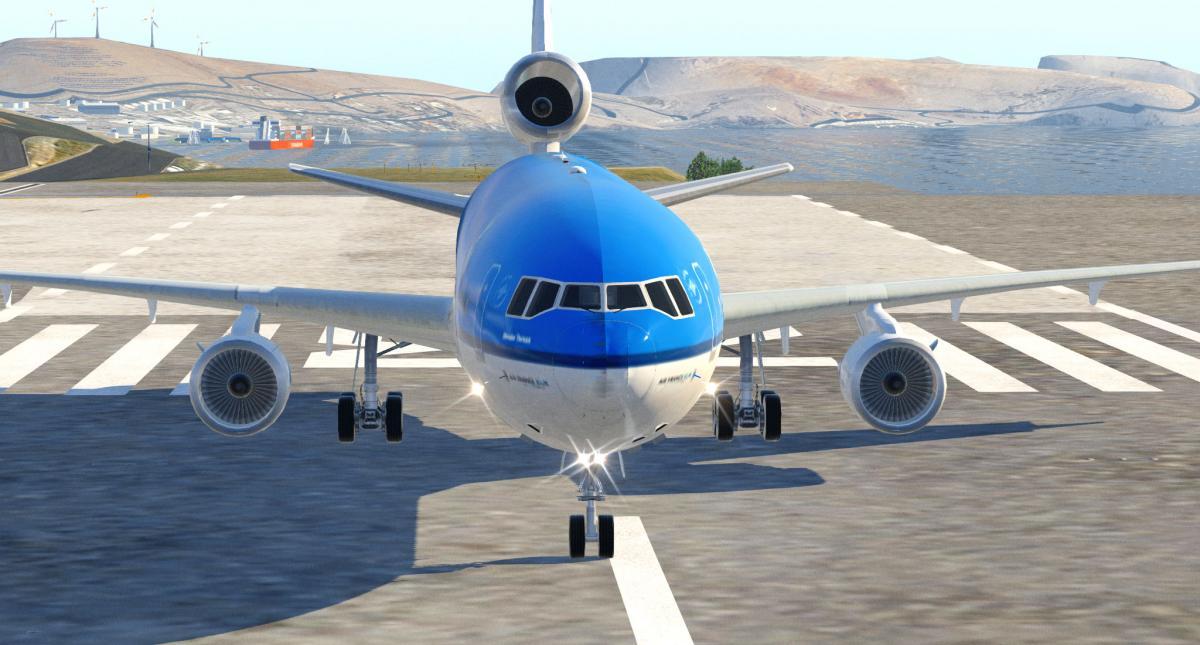 MD-11 3D Cockpit - Aircraft Skins - Liveries - X-Plane Org Forum