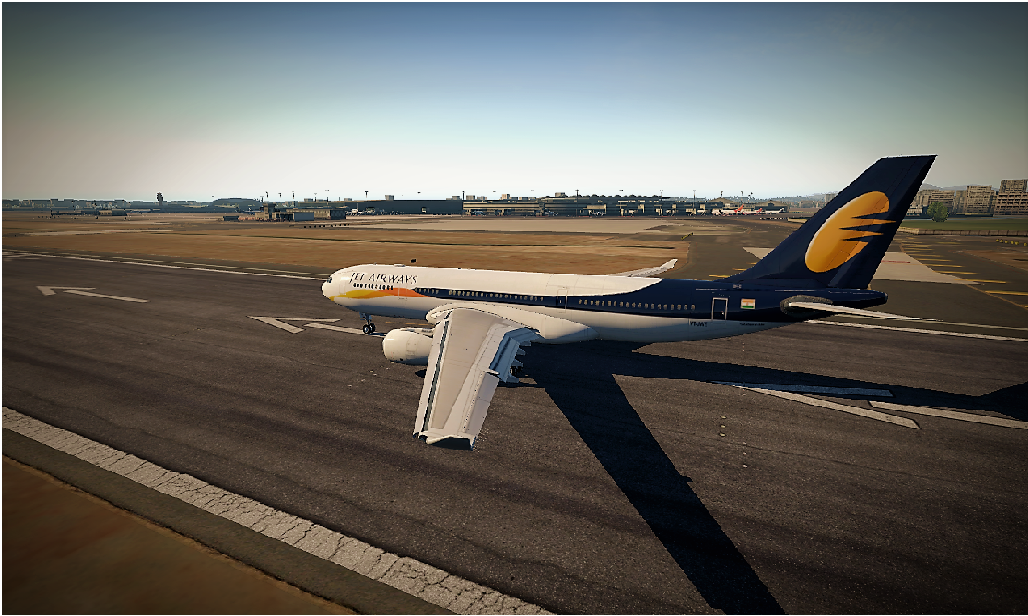 Jet Airways A330 ultimate - Aircraft Skins - Liveries - X