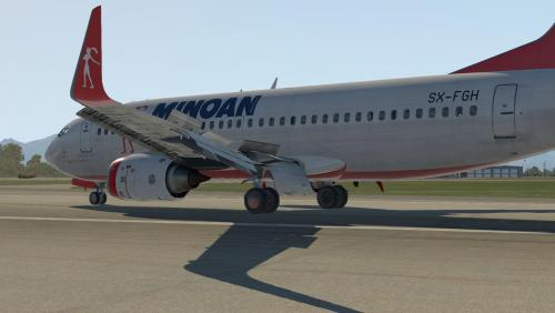 Speedy Copilot for IXEG 737 Classic (4) - Flight Operations - X