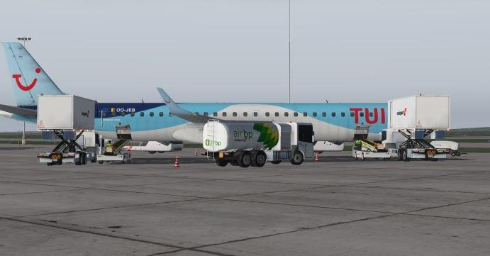 Embraer E195 GHD  sets - Payware Utilities - X-Plane Org Forum