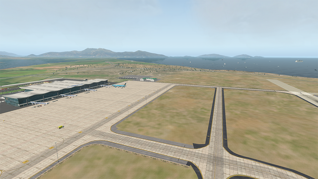 VVCR Cam Ranh International Airport - Scenery Packages (v11