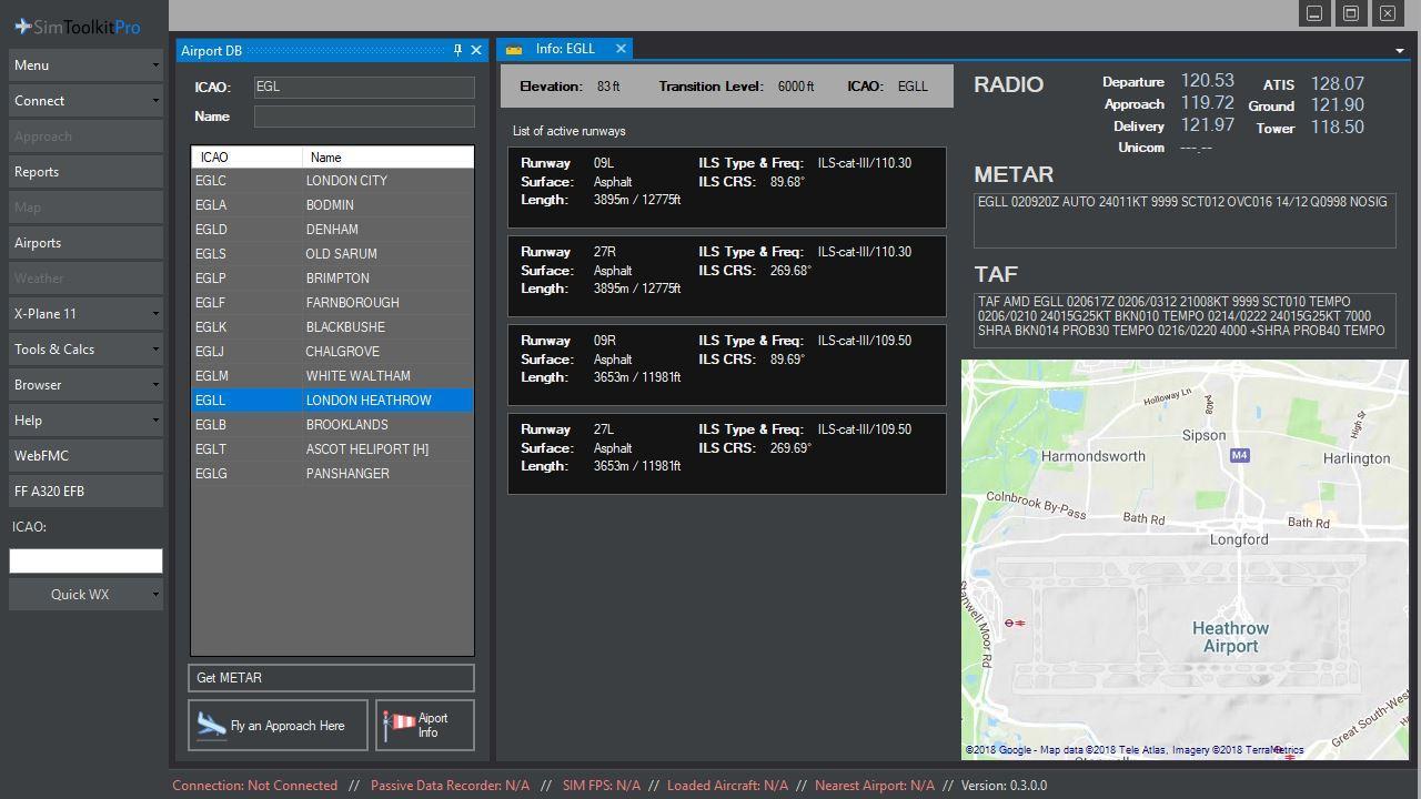 SimToolkitPro Classic - Utilities - X-Plane Org Forum