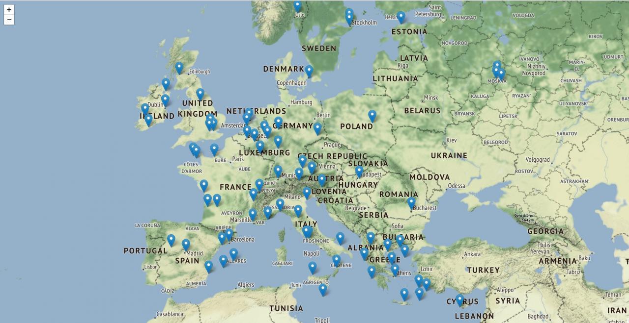 Custom Scenery Map - Utilities - X-Plane Org Forum