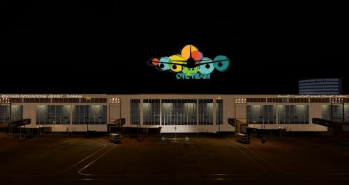 Saudi Arabian Airports development (Freeware) - Scenery