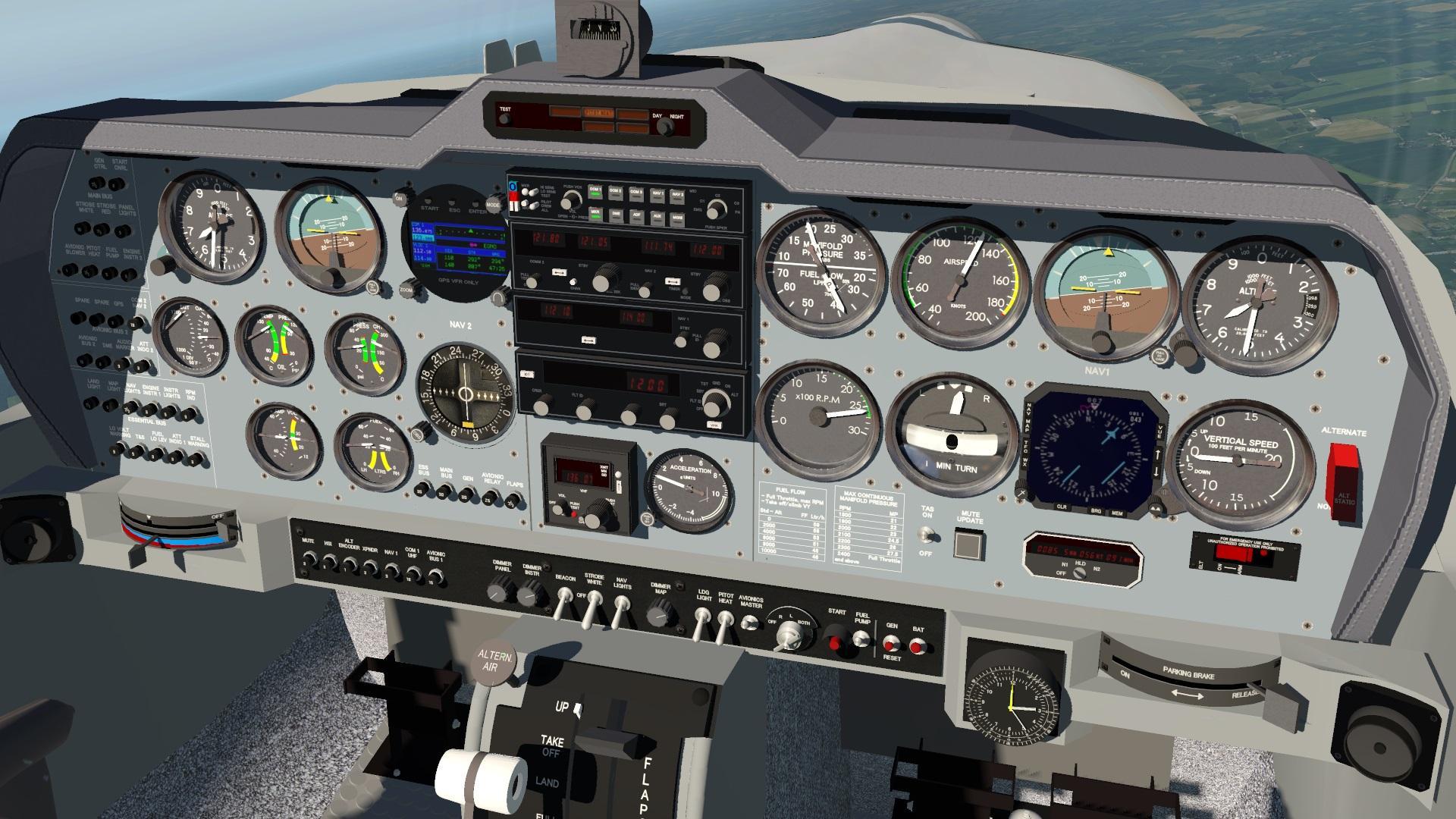 Tutor 115E Community Edition - Military Aircraft - X-Plane