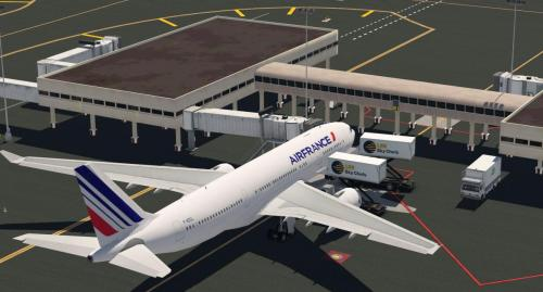 FKKD Douala International Airport, Douala ,Cameroon