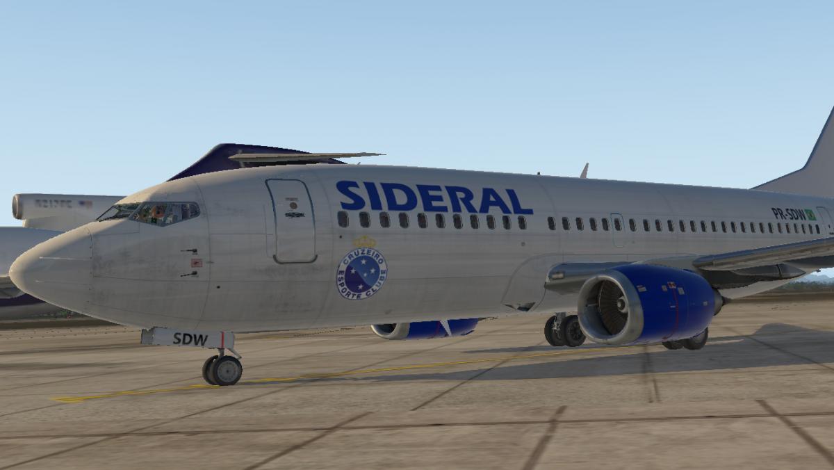 Sideral PR-SDW Cruzeiro - Aircraft Skins - Liveries - X