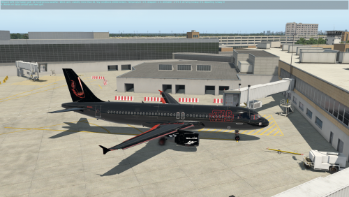 FF A320 Starwars livery - Airliners - X-Plane Org Forum
