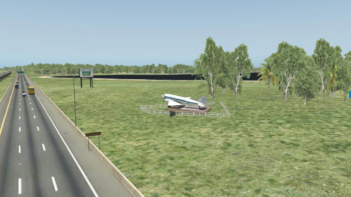 FA08 Fantasy Of Flight scenery converted from Fsx - Scenery