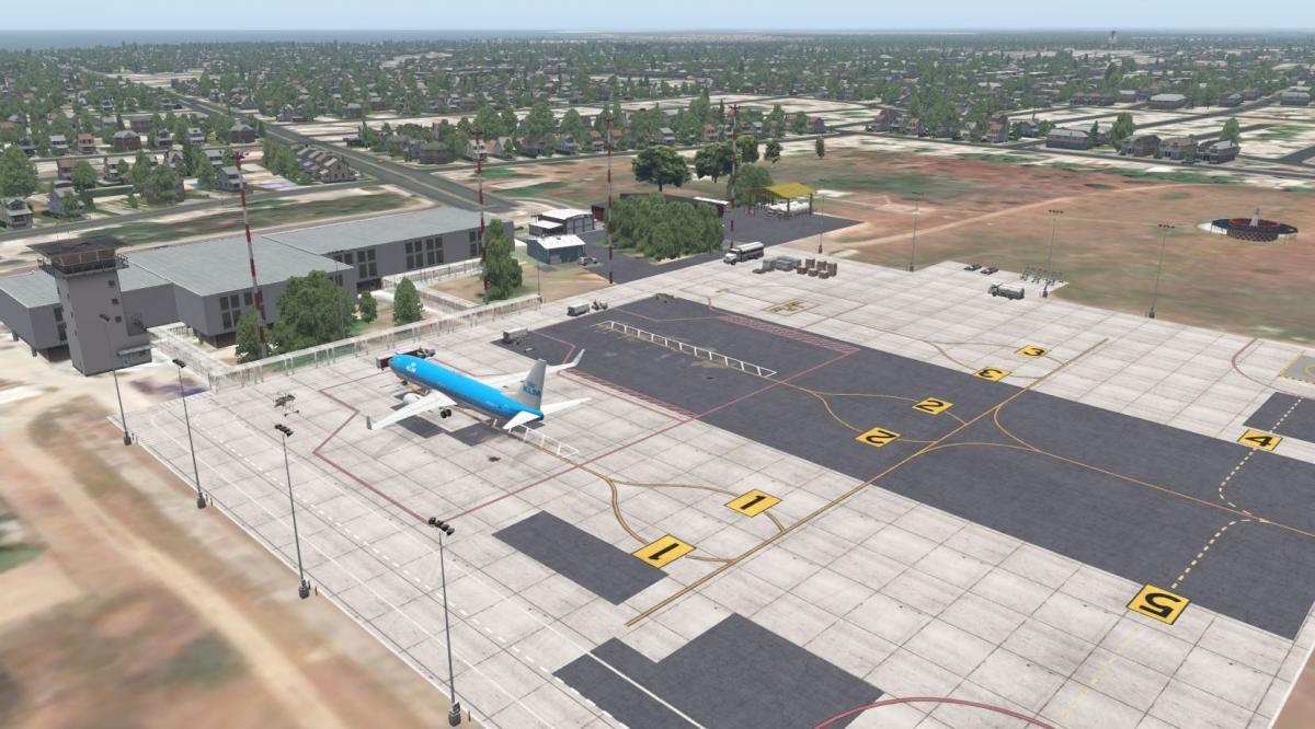 Skrh airport