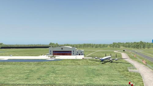 FA08 Fantasy Of Flight scenery converted from Fsx - Scenery