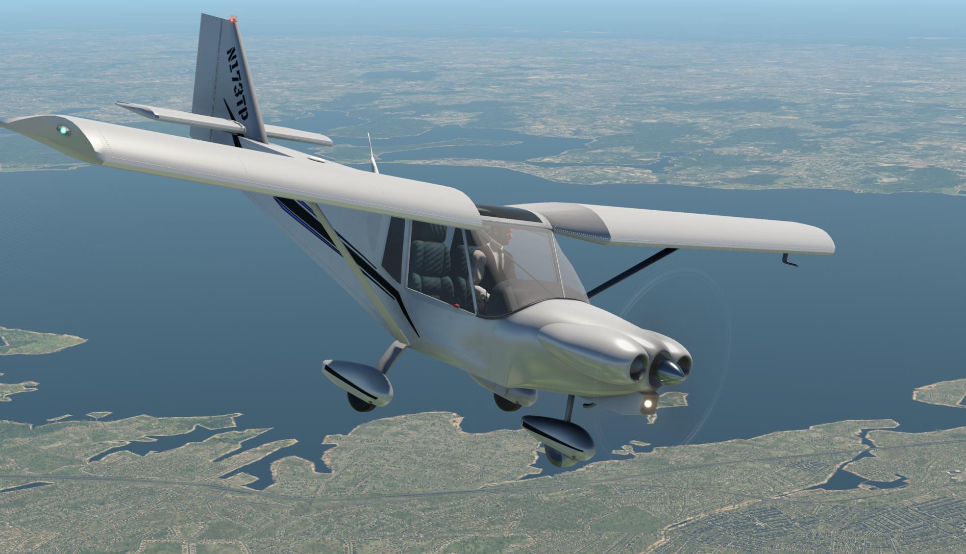 Zenith CH750 Cruzer - General Aviation - X-Plane Org Forum