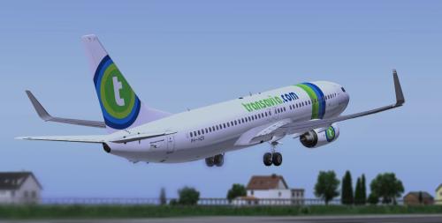 Transavia Fleet Pack 737-800 - Aircraft Skins - Liveries - X