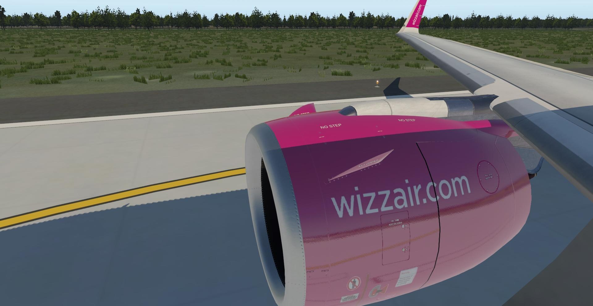 Jar A320 Neo Engine Pw1000g Wizzair Livery Aircraft Skins Liveries X Plane Org Forum