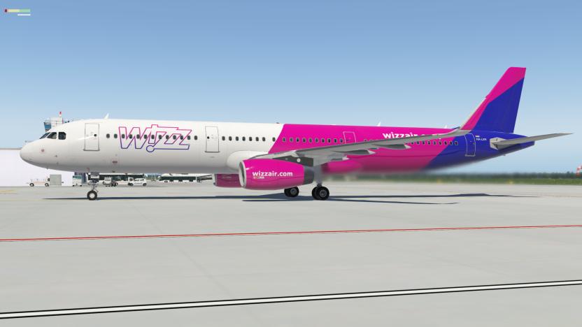 Toliss A321 Wizzair Ha Lxm Ha Lxs Aircraft Skins Liveries X Plane Org Forum