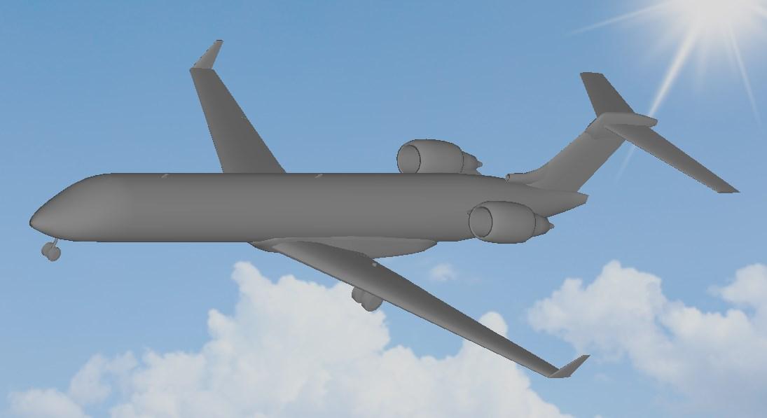 SSG CRJ-700 Progress Report - CRJ-700 by SSG - X-Plane Org Forum